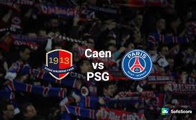 Link sopcast trận Caen vs PSG