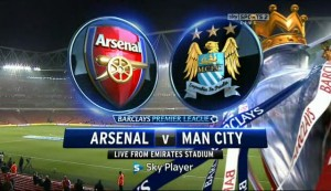 Link sopcast tran Arsenal vs Manchester City