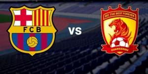 Link sopcast trận Barcelona vs Guangzhou Evergrande