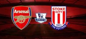 link sopcast trận Stoke City vs Arsenal