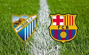 link sopcast trận Malaga vs Barcelona