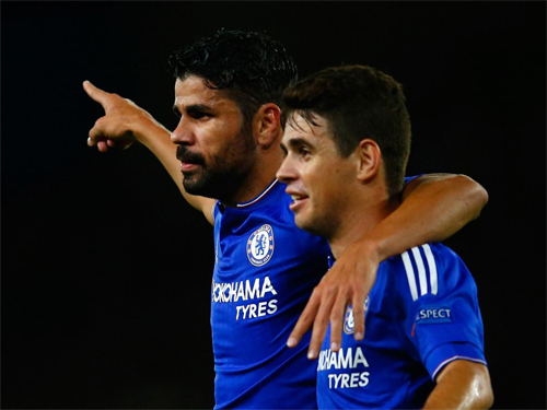 Costa vs Oscar
