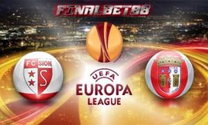 Link spocast trận Braga vs Sion