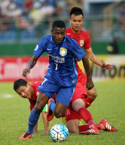 Ramires chơi trọn 90 phút nhưng không để lại nhiều dấu ấn