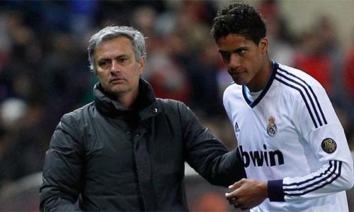 Varane từng tiến bộ rất nhanh dưới sự dìu dắt của Mourinho thuở ông còn dẫn dắt Real.