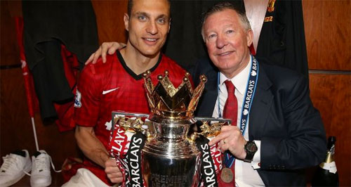 Vidic là một trong những cầu thủ thành công nhất lịch sử Man Utd và Ngoại hạng Anh.