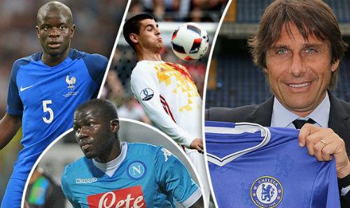 Conte phải lựa chọn giữa tham lam và tham vọng ở Chelsea