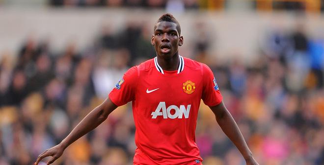 Man United quyết tâm có được Pogba dù phải trả giá trên trời