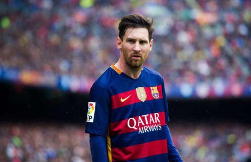 Messi dính án tù nhưng vẫn quyết tâm ở lại Barca