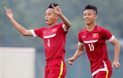 U16 Việt Nam đang gây sốt hơn lứa Công Phượng