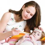 Cách sử lý khi trẻ em bị cảm cúm