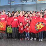 Hội CĐV MU tại Việt Nam đã sẵn sàng đón chào Giggs & Scholes