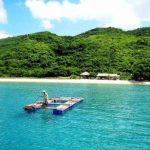 Vẻ đẹp thiên nhiên ban tặng của vịnh Vân Phong